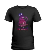 Beagle Paw Ladies T-Shirt thumbnail