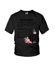 Baseball Catcher 1906 Youth T-Shirt thumbnail