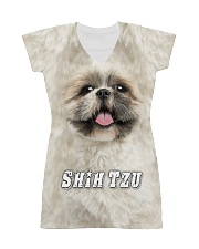 Shih Tzu Cool 1606 All-over Dress thumbnail