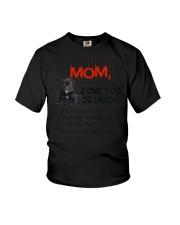 Cane Corso - I owe you Mom 1806P Youth T-Shirt thumbnail