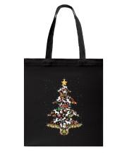 Unicorn christmas tree 2209 Tote Bag thumbnail