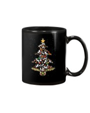 Unicorn christmas tree 2209 Mug thumbnail