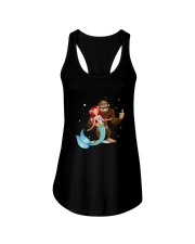 THEIA Bigfoof Mermaid 2606 Ladies Flowy Tank thumbnail