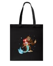 THEIA Bigfoof Mermaid 2606 Tote Bag thumbnail