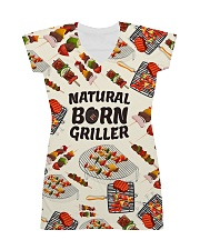 NATURAL BORN GRILLER 1806L All-over Dress thumbnail