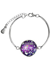 THEIA Unicorn Not Weird 2706 Metallic Circle Bracelet thumbnail