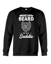 It is not a beard 1406P Crewneck Sweatshirt thumbnail