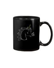 Unicorn and butterfly blink 2510 Mug thumbnail