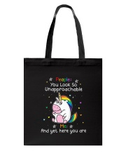 Unicorn People 2206 Tote Bag thumbnail