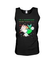 I Am Megnificent Unisex Tank thumbnail