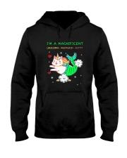 I Am Megnificent Hooded Sweatshirt thumbnail