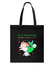 I Am Megnificent Tote Bag thumbnail