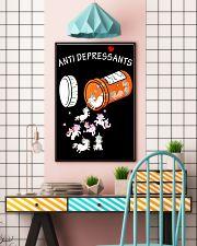 Unicorn Anti 11x17 Poster lifestyle-poster-6