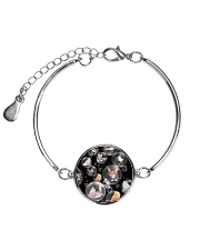 Cat Bubbles 1806 Metallic Circle Bracelet thumbnail