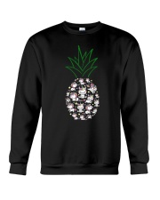 Unicorn Pineapple 1107 Crewneck Sweatshirt thumbnail