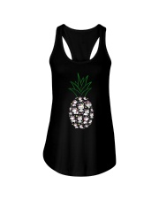 Unicorn Pineapple 1107 Ladies Flowy Tank thumbnail