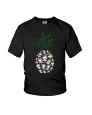 Unicorn Pineapple 1107 Youth T-Shirt thumbnail