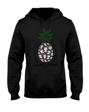 Unicorn Pineapple 1107 Hooded Sweatshirt thumbnail