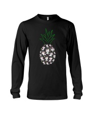 Unicorn Pineapple 1107 Long Sleeve Tee thumbnail
