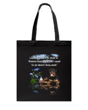 Rottweiler Lovers 2006 Tote Bag thumbnail