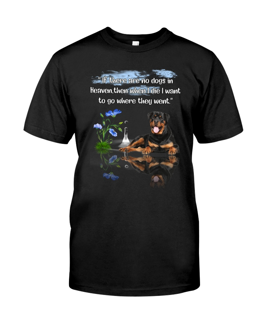 Rottweiler Lovers 2006 Classic T-Shirt