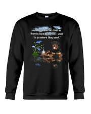 Rottweiler Lovers 2006 Crewneck Sweatshirt tile