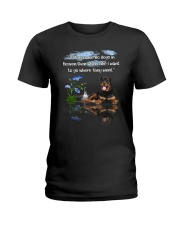 Rottweiler Lovers 2006 Ladies T-Shirt thumbnail