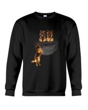 German Shepherd Bag  Crewneck Sweatshirt thumbnail