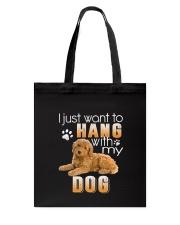 Poodle My Dog Tote Bag thumbnail