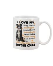 I love my Border Collie 2006P Mug front