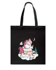 Funny Unicorn Christmas 0409 Tote Bag thumbnail