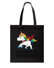 Unicorn Power  Tote Bag thumbnail