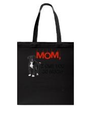 Greyhound - I owe you Mom 1806P Tote Bag thumbnail