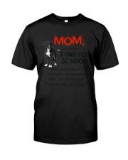 Greyhound - I owe you Mom 1806P Classic T-Shirt thumbnail