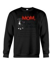 Greyhound - I owe you Mom 1806P Crewneck Sweatshirt thumbnail