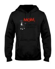 Greyhound - I owe you Mom 1806P Hooded Sweatshirt thumbnail