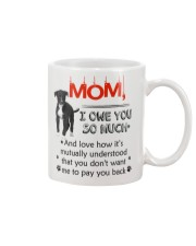 Greyhound - I owe you Mom 1806P Mug front
