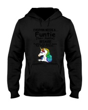 Unicorn Funtie Hooded Sweatshirt thumbnail