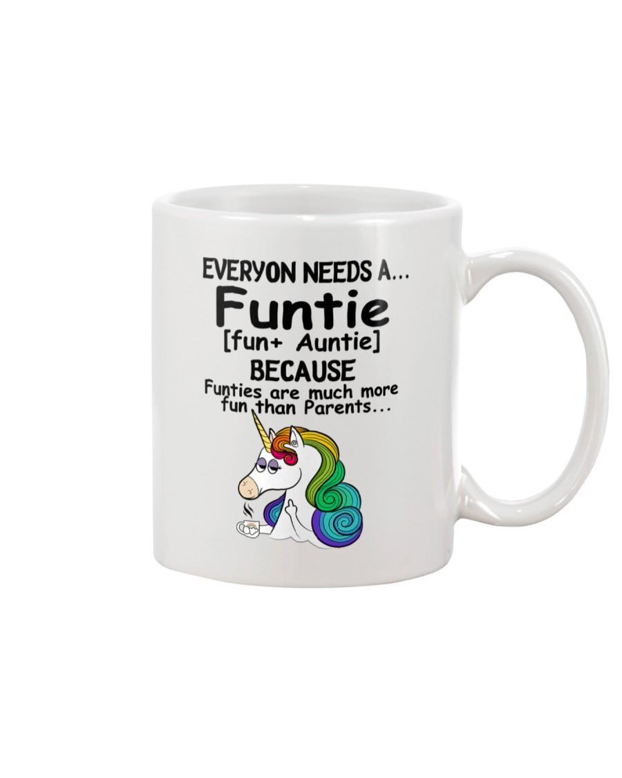 Unicorn Funtie Mug