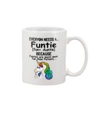 Unicorn Funtie Mug front