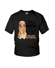 Golden Retriever and Me 2006 Youth T-Shirt tile
