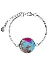 Elephant Colorful 1806 Metallic Circle Bracelet thumbnail