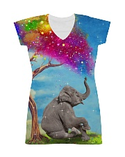 Elephant Colorful 1806 All-over Dress thumbnail