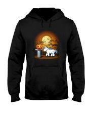 Unicorn and pumpkin Hooded Sweatshirt thumbnail