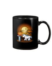 Unicorn and pumpkin Mug thumbnail