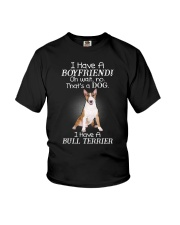 Bull Terrier Boyfriend 2006 Youth T-Shirt thumbnail