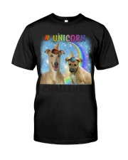 Greyhound - Unicorn challenge 2106P Classic T-Shirt tile