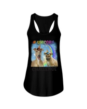 Greyhound - Unicorn challenge 2106P Ladies Flowy Tank thumbnail