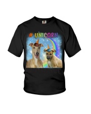Greyhound - Unicorn challenge 2106P Youth T-Shirt thumbnail