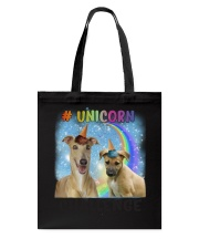 Greyhound - Unicorn challenge 2106P Tote Bag thumbnail